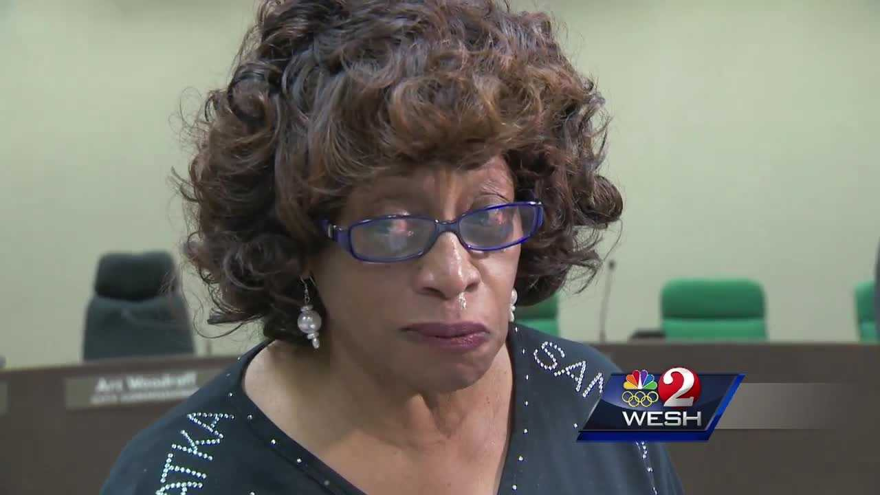 Rep. Corrine Brown comments on district redrawing