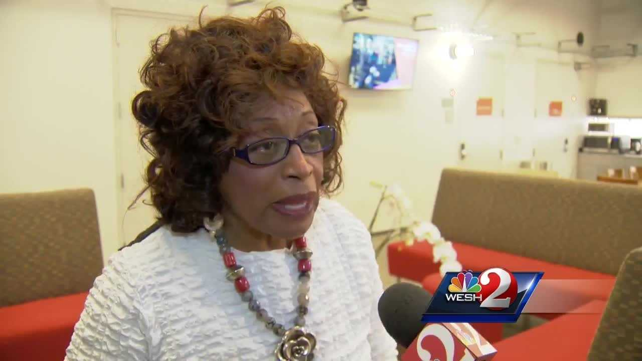 Corrine Brown speaks out about gun control