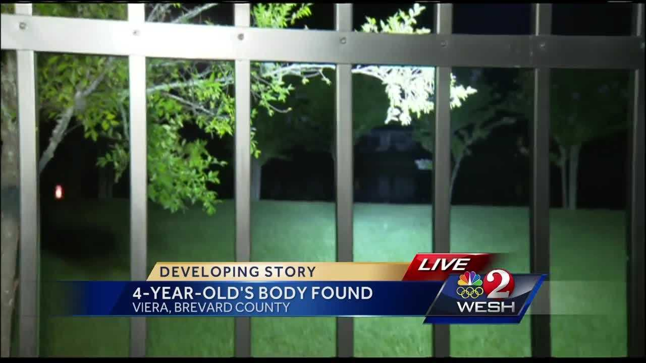 Missing 4-year-old found, drowned, in Viera, officials say