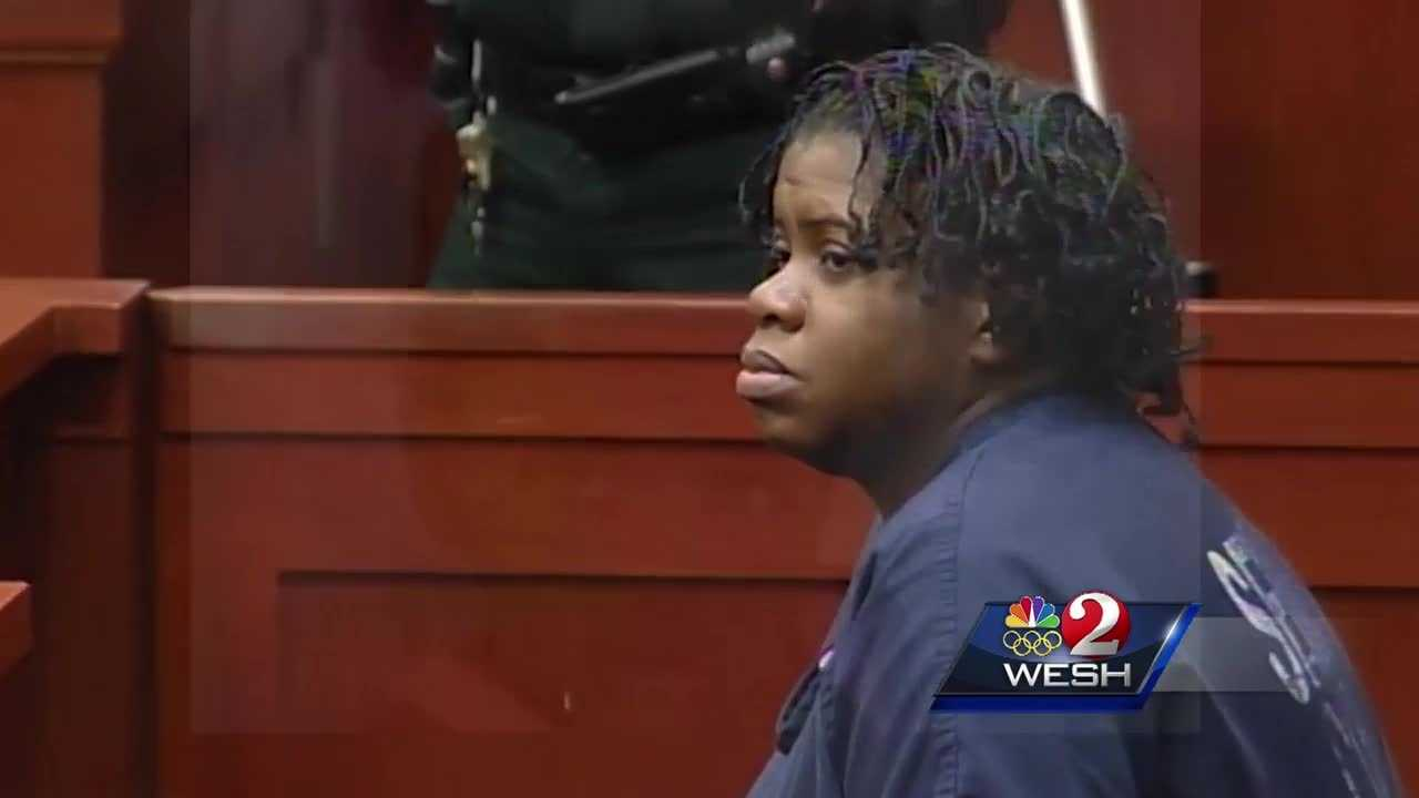 Woman pleads guilty to killing 2-year-old daughter