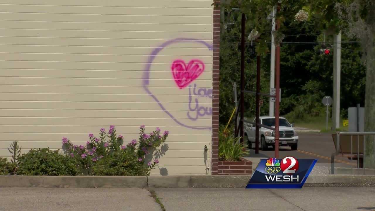 Grandmother of teen accused of vandalizing church speaks to WESH 2 News