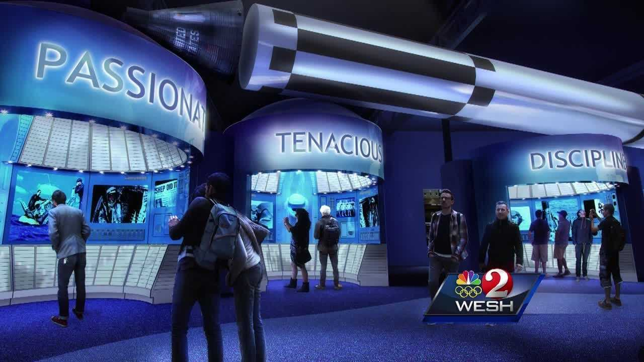Kennedy Space Center unveils plans for new Astronaut Hall of Fame