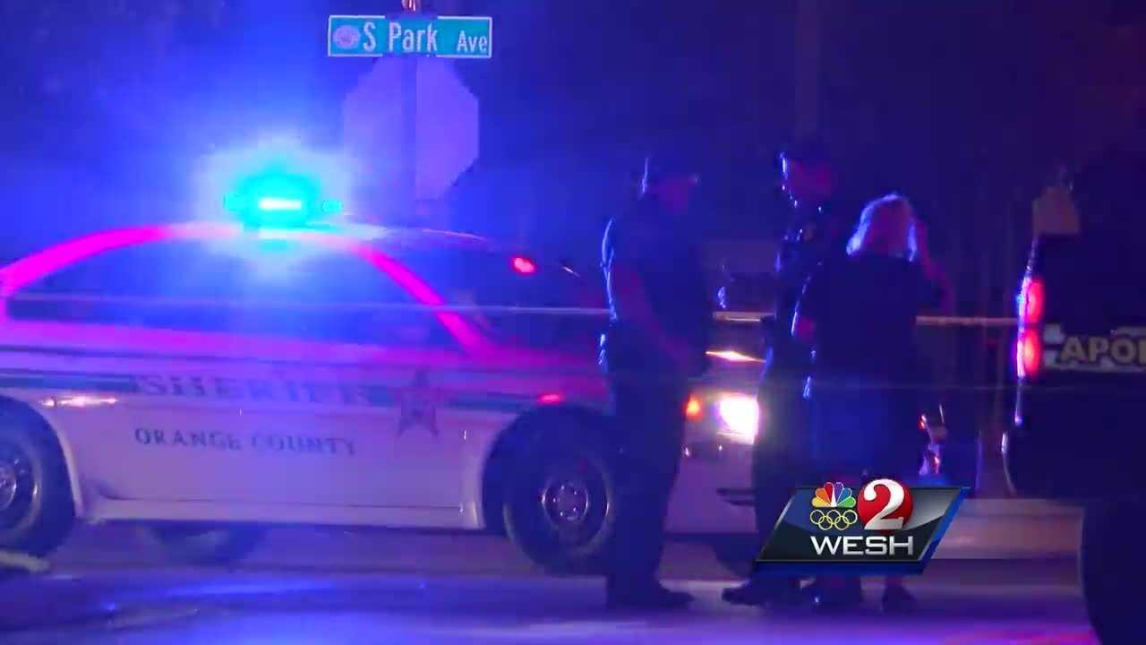 Gunman still at large after Tuesday morning shooting