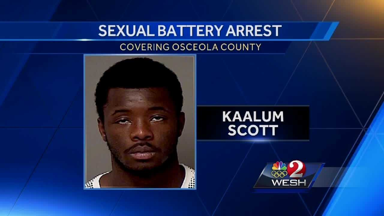 Man accused of sexually assaulting 13-year-old