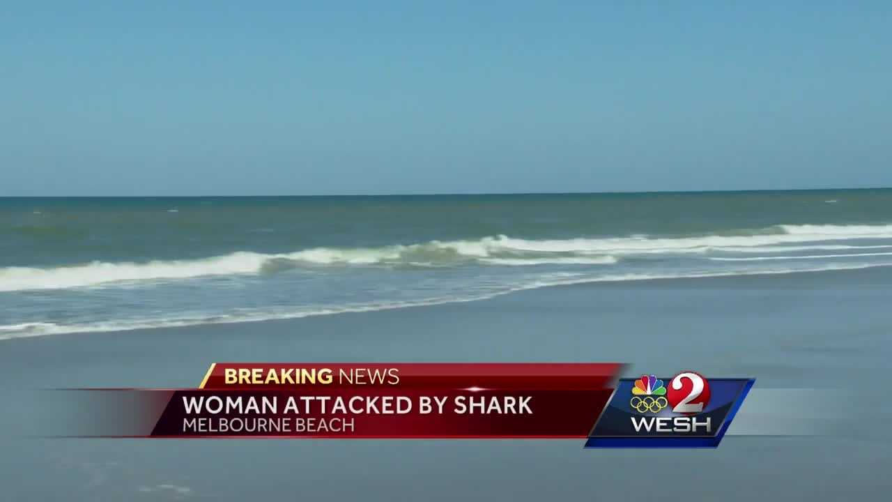 Woman attacked by shark in Melbourne, officials say
