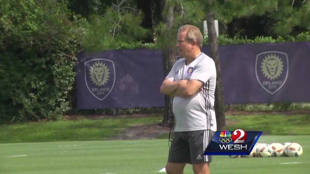 Orlando City fans react to coach's firing