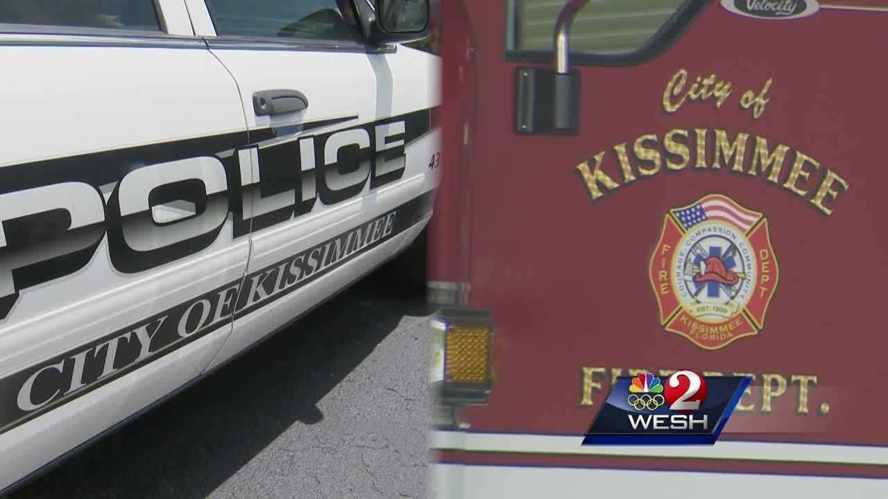 Kissimmee police, fire departments lose chiefs