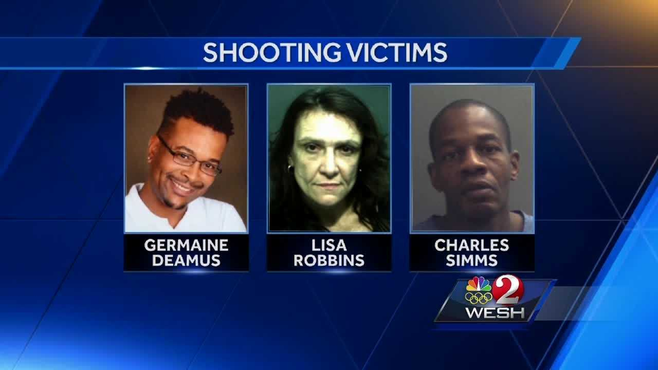 Victims identified in triple homicide
