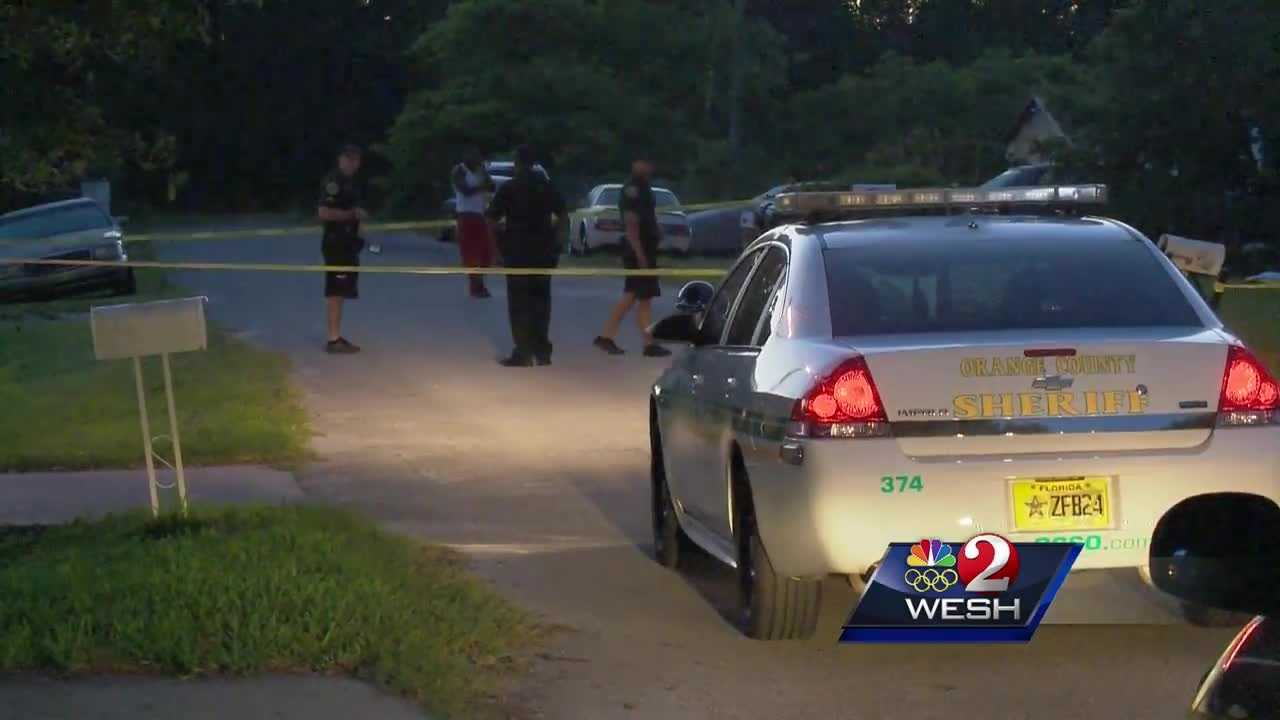 Pregnant woman recovers after being shot