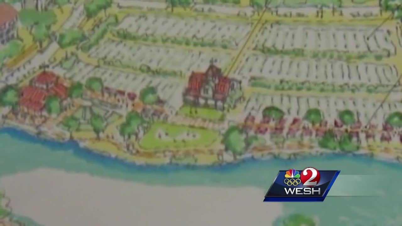 Orange County commissioners debate Lake Pickett development