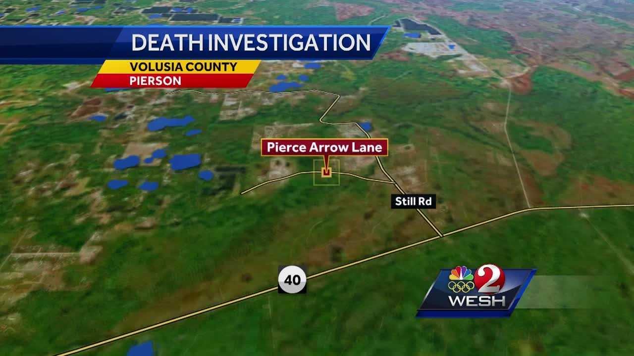 Pierson woman's death under investigation