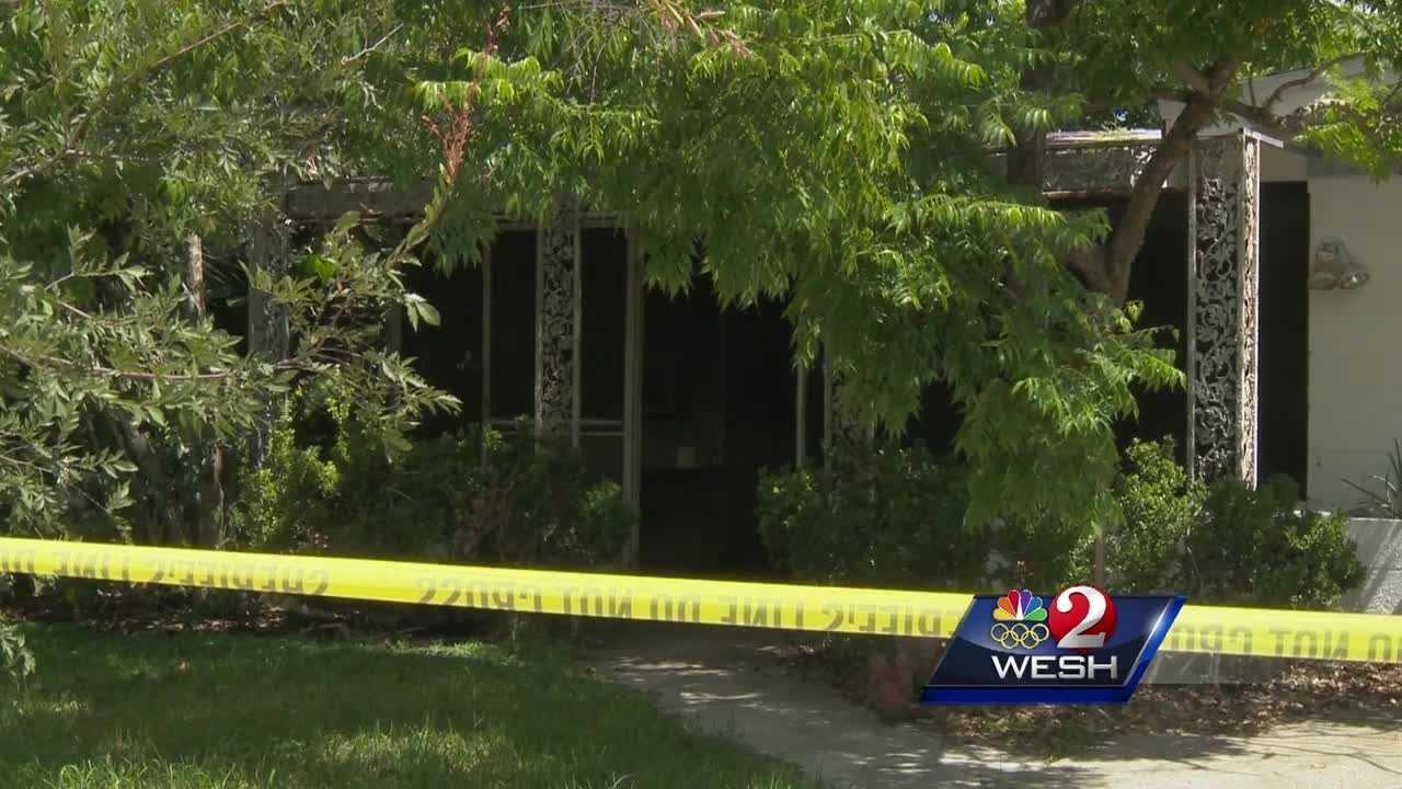 Woman's body found on porch in Orlando