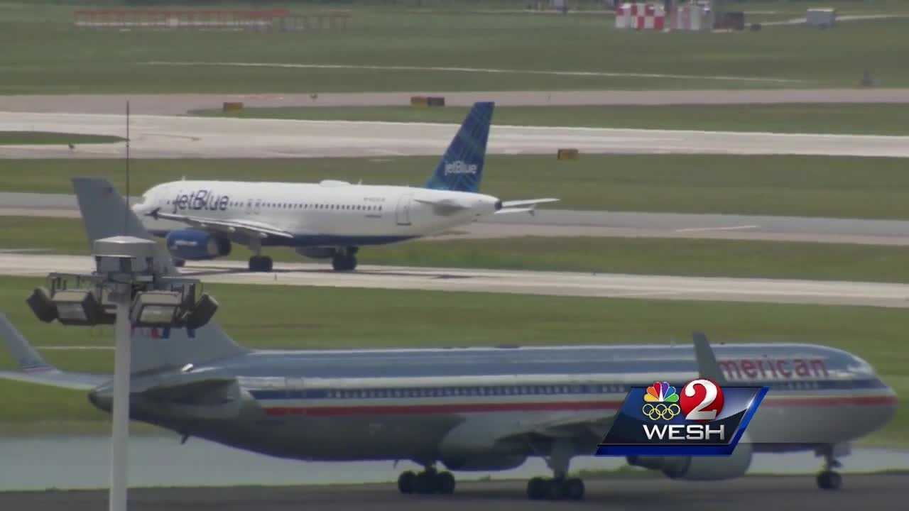 Orlando International Airport expanding