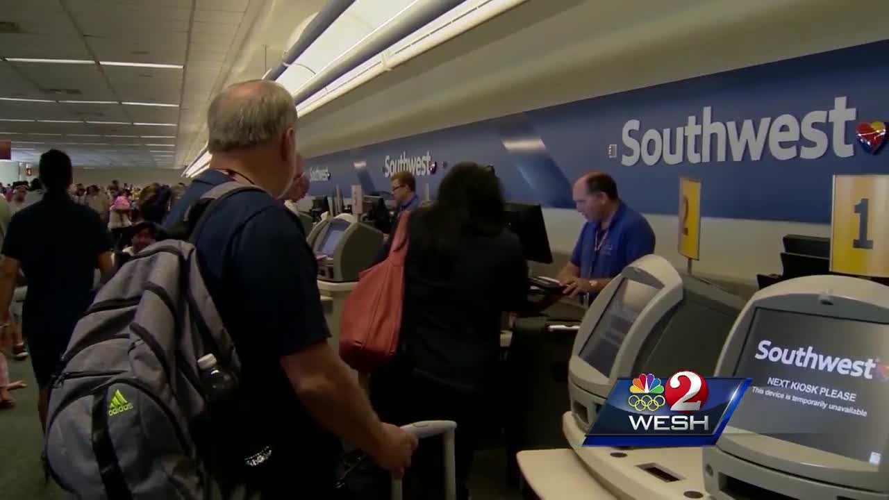 Southwest Airlines Glitch