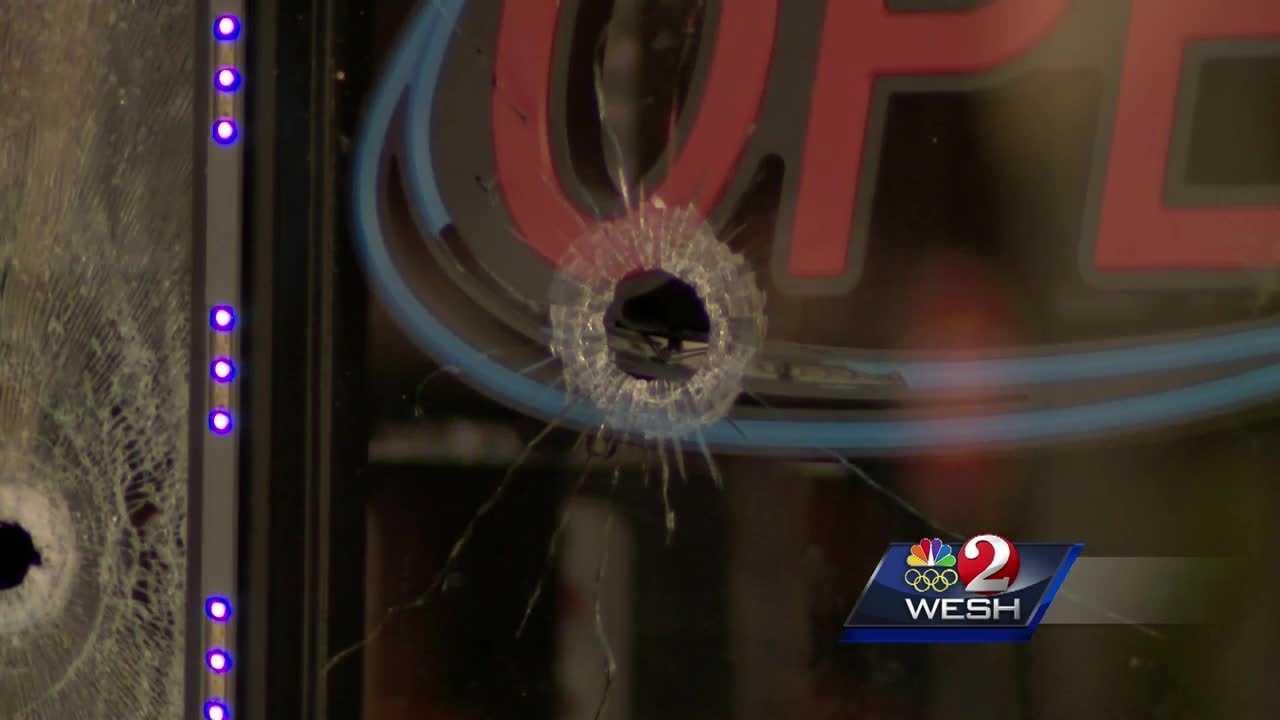 Shots fired outside International Drive tattoo shop