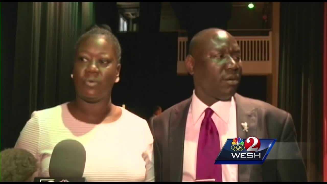 Trayvon Martin's mother to speak at DNC Tuesday