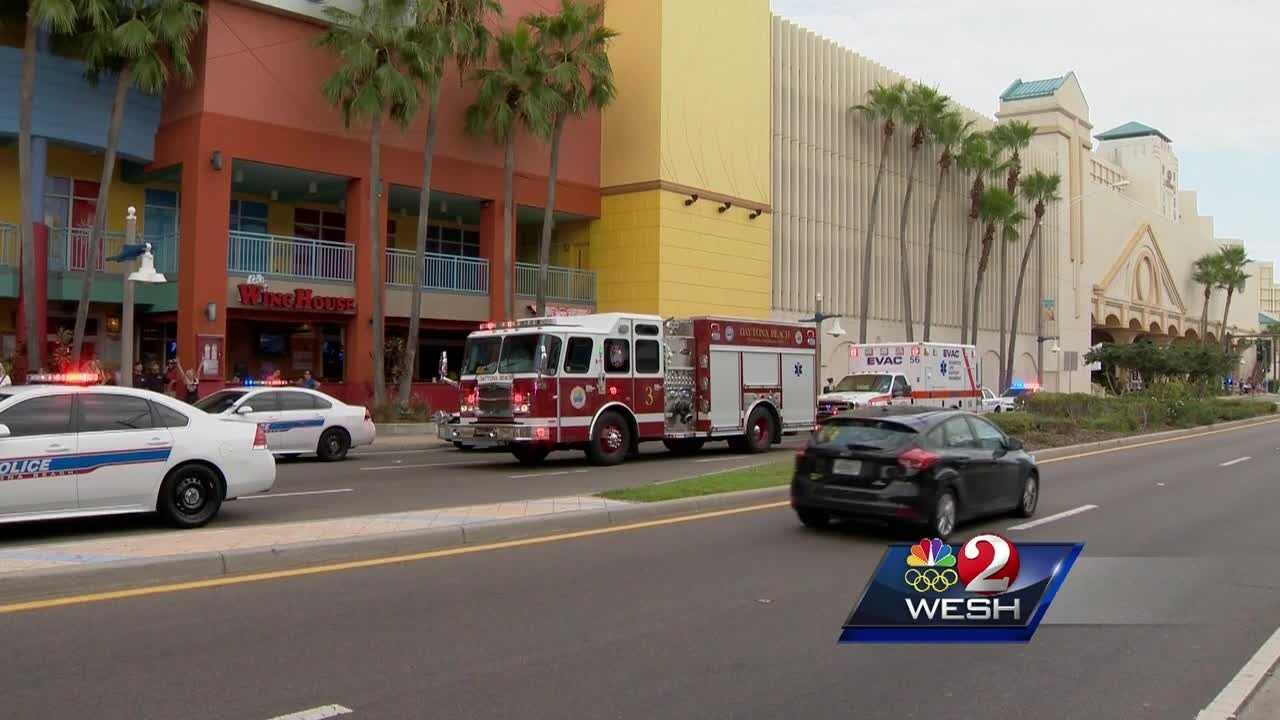 Tourist stabbed while on vacation in Daytona Beach