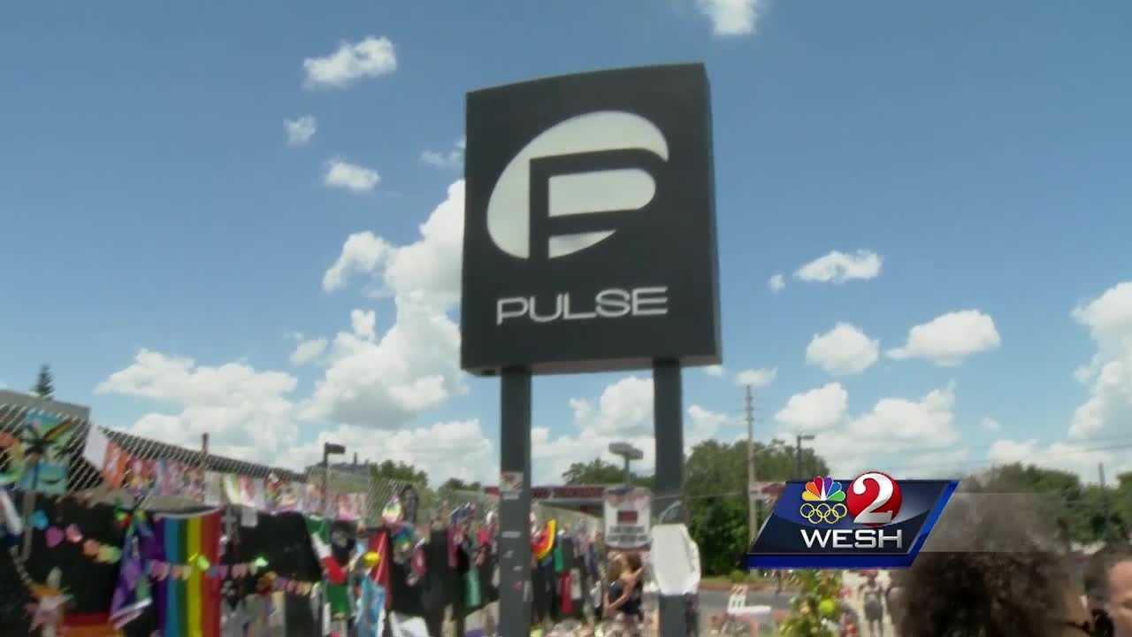 Pulse plans for permanent memorial