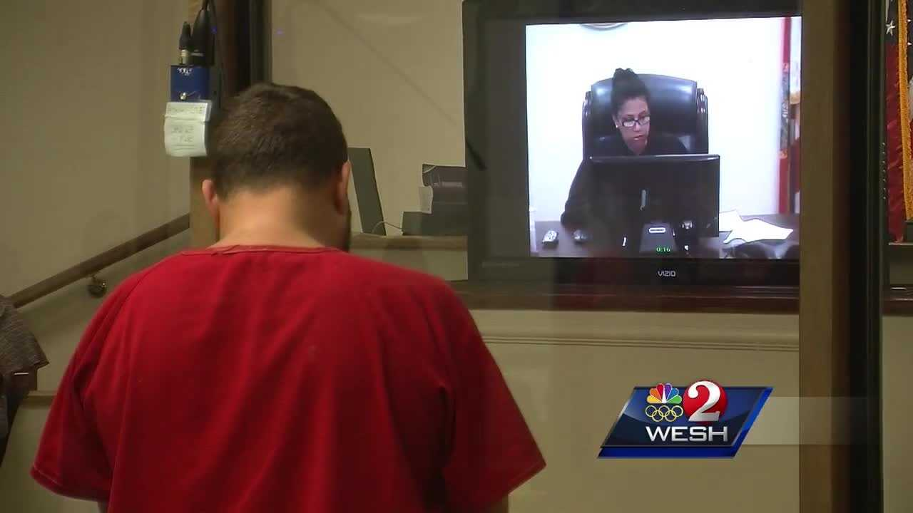 Titusville man arrested in child abuse case