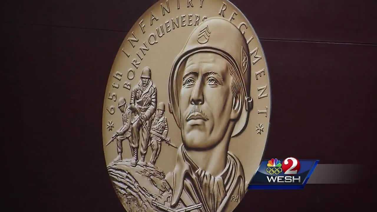 Borinqueneer veterans receive rare honor