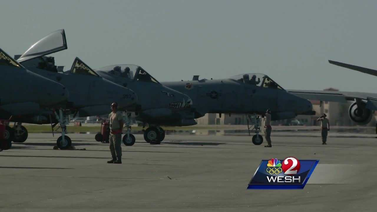 Air Force crews practice high-risk rescues at Patrick AFB