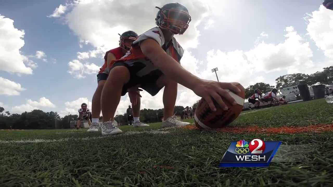 High school football teams limit hitting practice