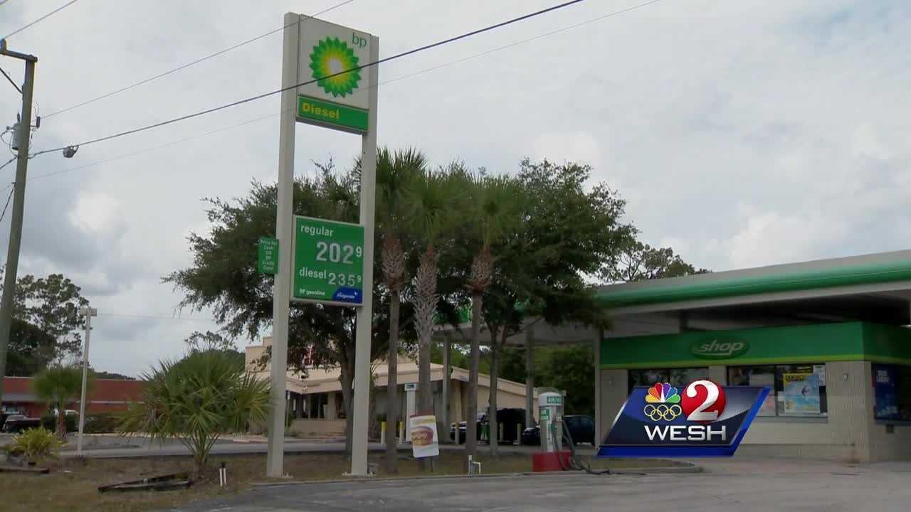 BP employee robbed at gunpoint in Daytona Beach