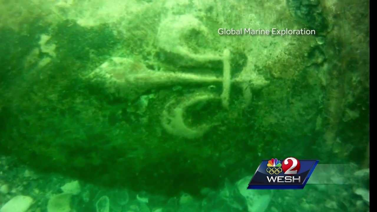 Evidence of centuries-old shipwrecks found off Cape Canaveral