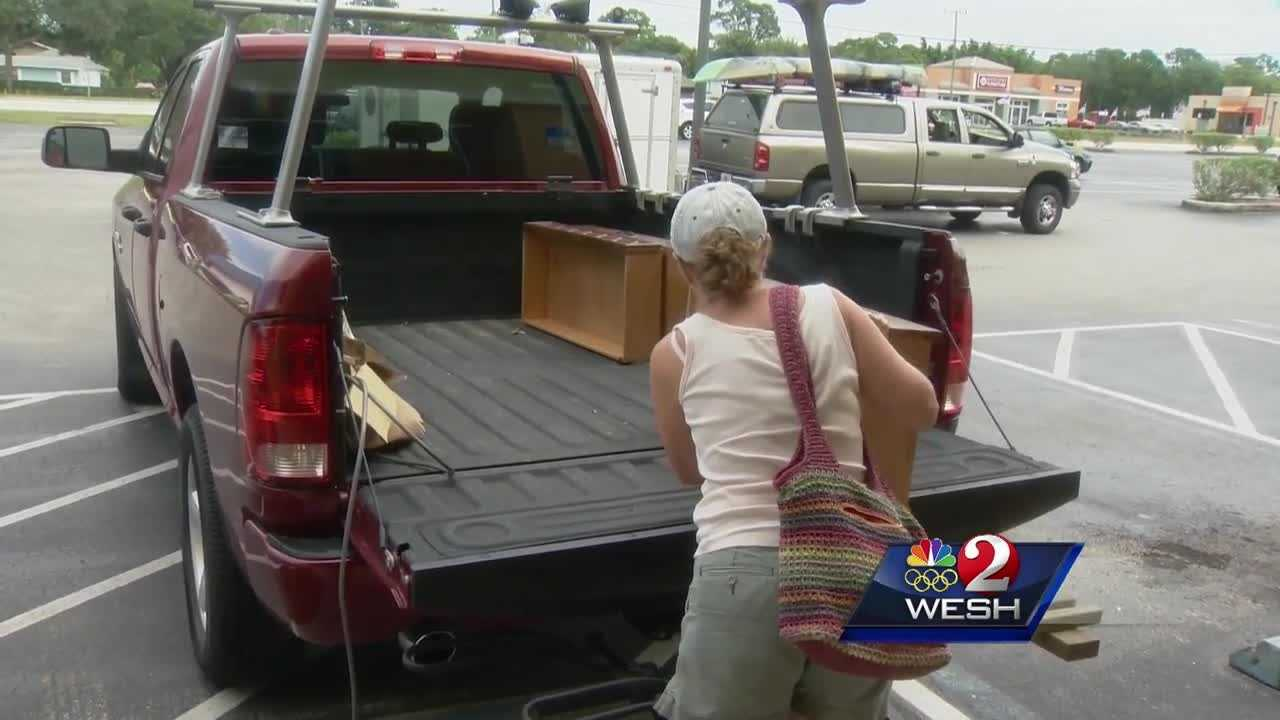 Thieves strike nonprofit in Brevard County