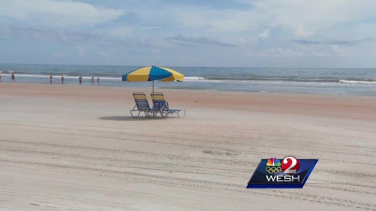 Man hospitalized after lightning strike in Daytona Beach