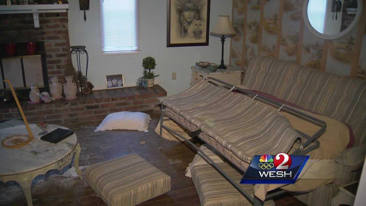 Leesburg home found ransacked, investigation underway