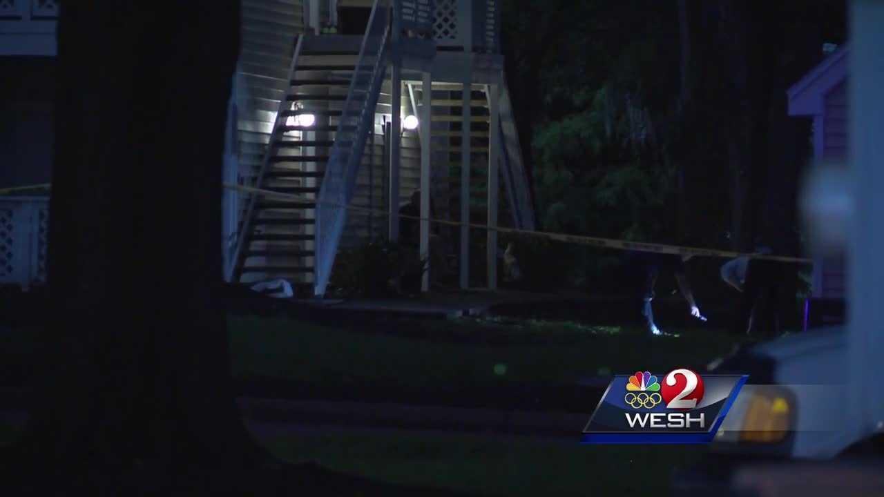 Man shot at Ocoee apartment complex