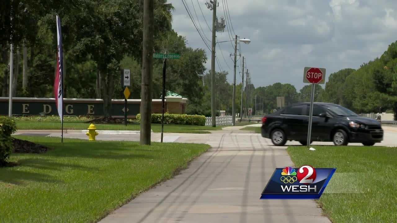 Parents concerned over dangerous intersection