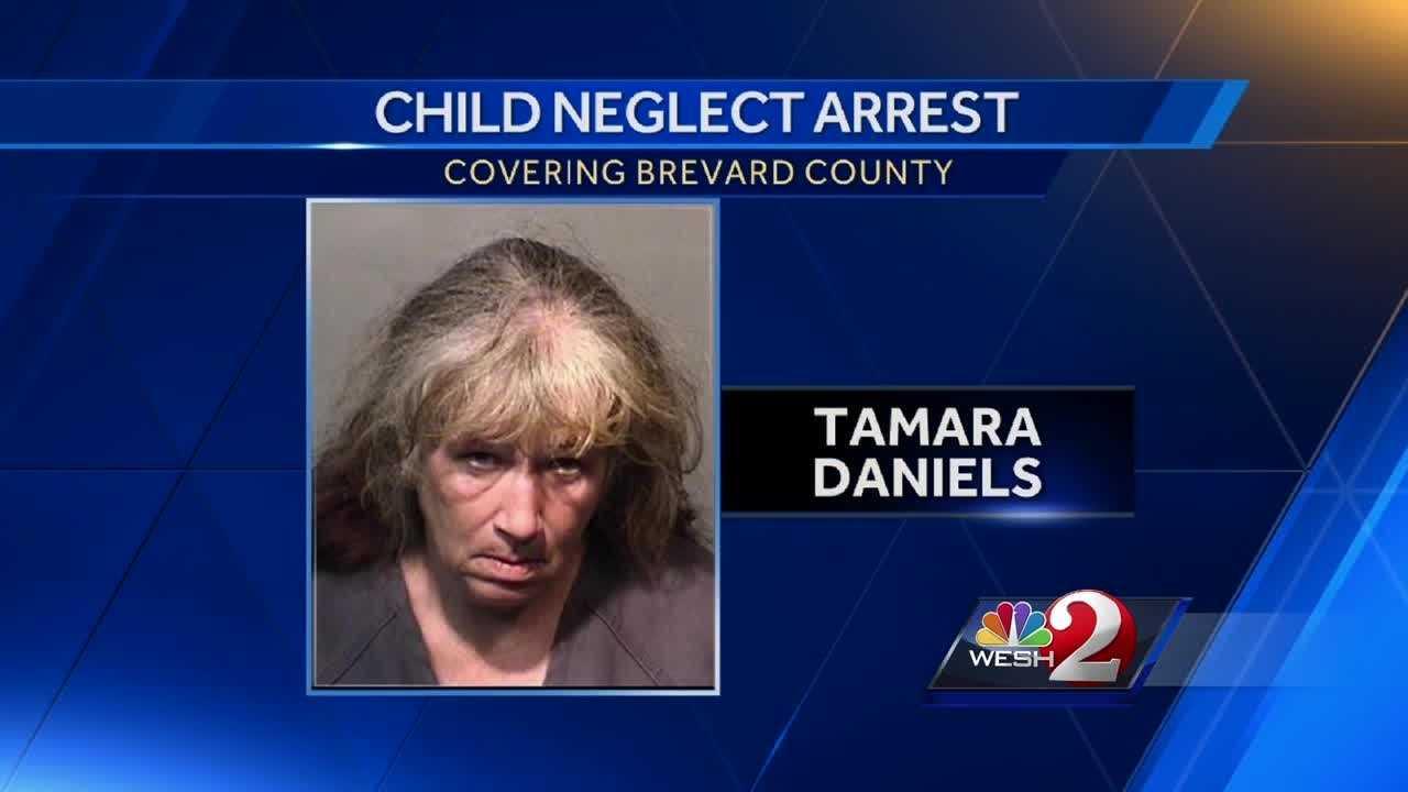 Mother arrested after children found living in filth