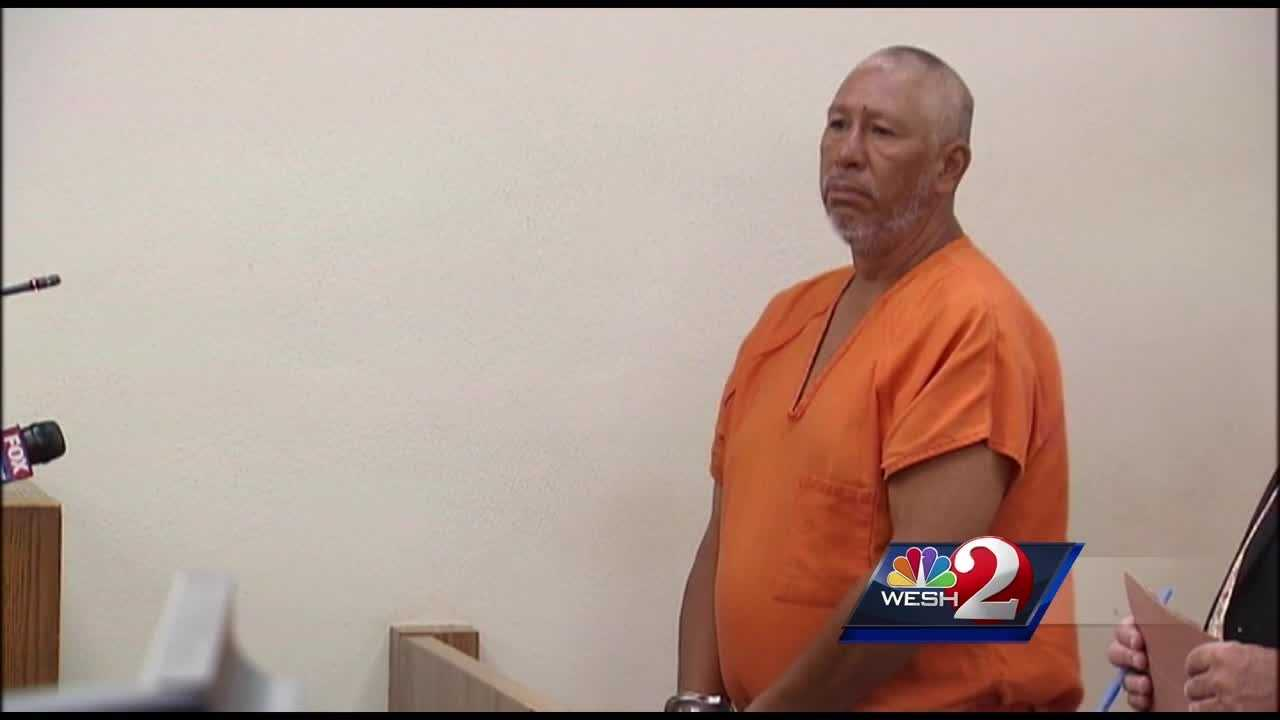 Cold case murder arrest made in Daytona Beach