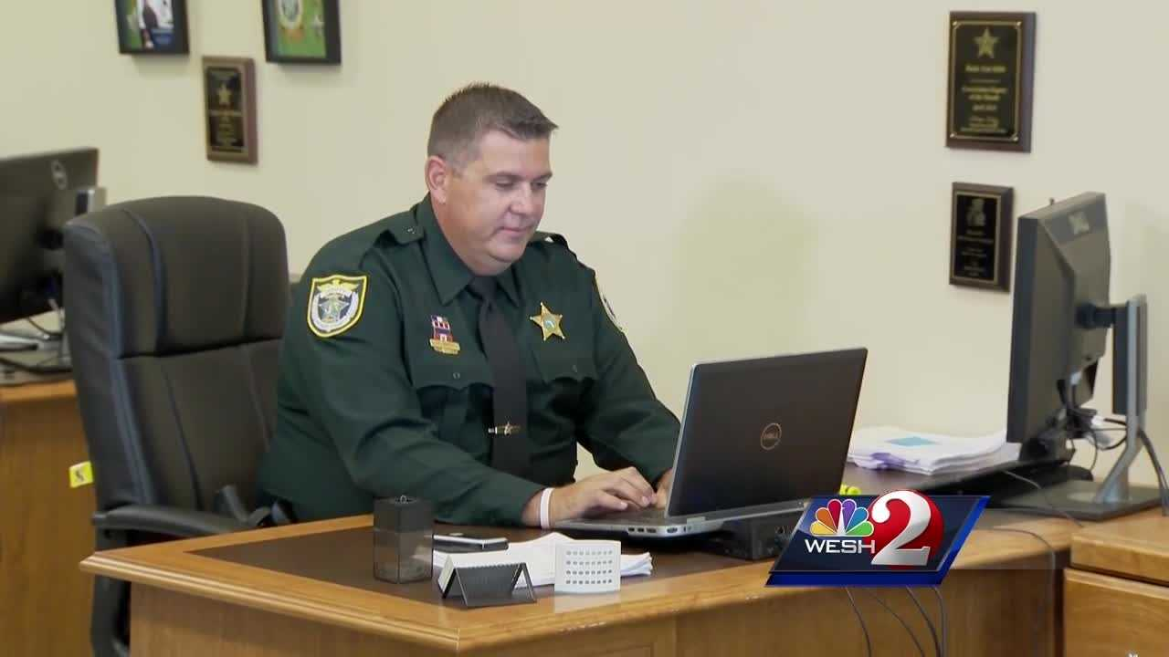 Deputy speaks out 1 year after being shot in line of duty