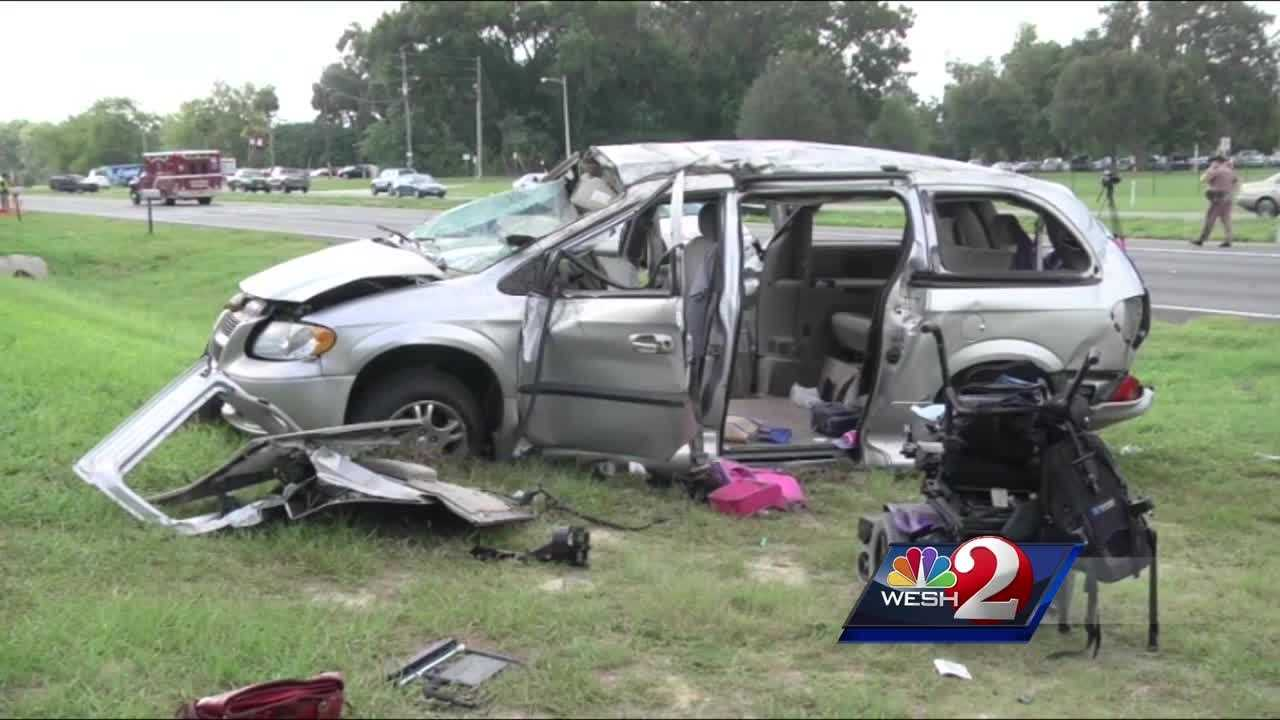 1 dead, 5 injured in Marion County crash