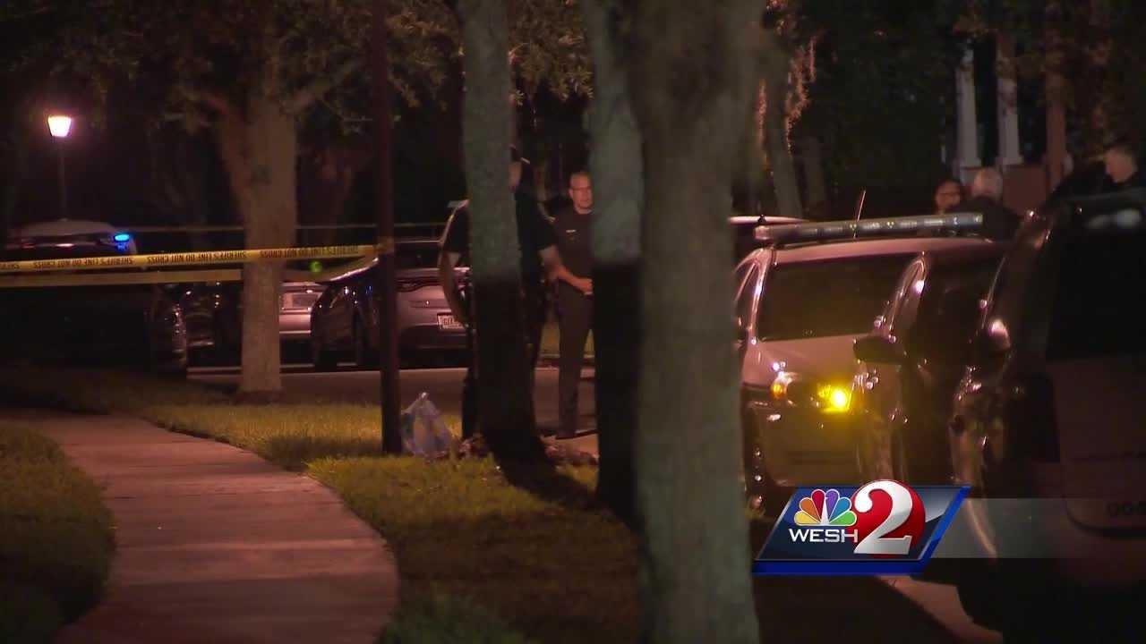 Deputy-involved shooting in Orange County