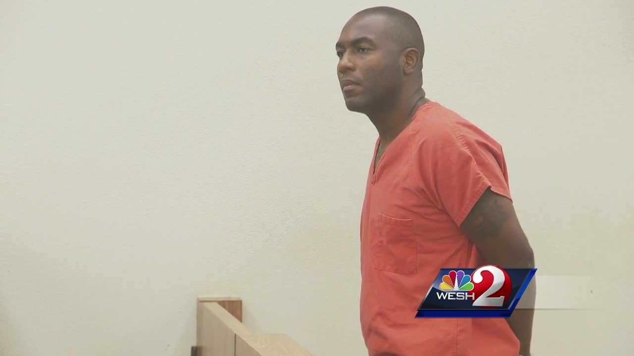 Volusia County man charged with first-degree murder