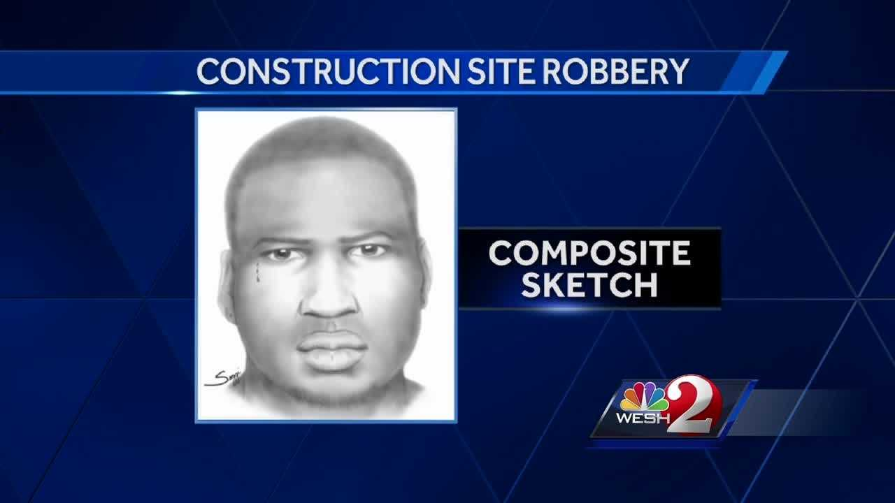 Thief targeted Orlando construction site, police say