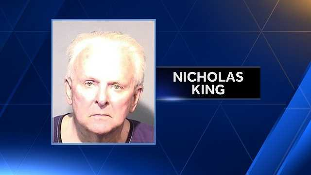 Priest in Brevard County arrested on larceny charge