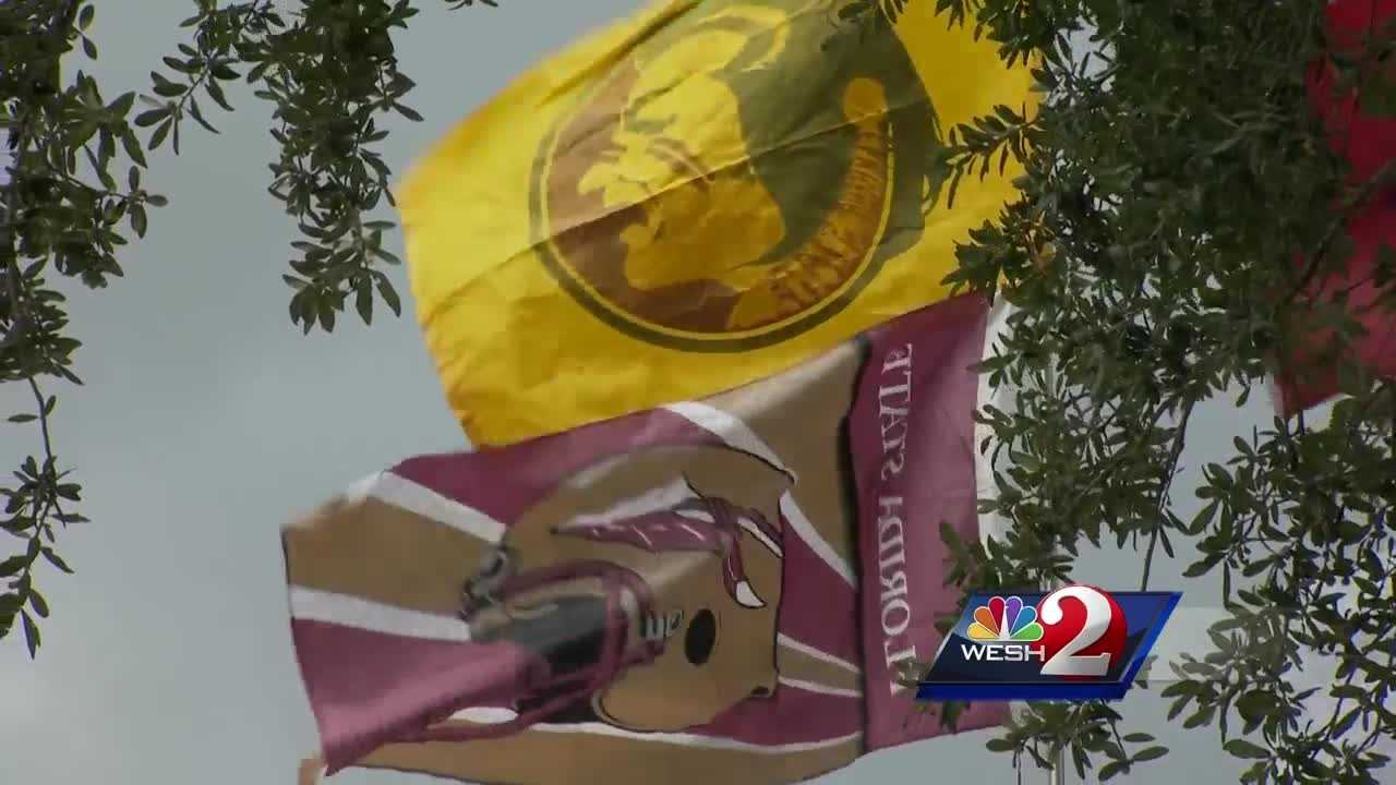 Camping World Kickoff means big business for Orlando