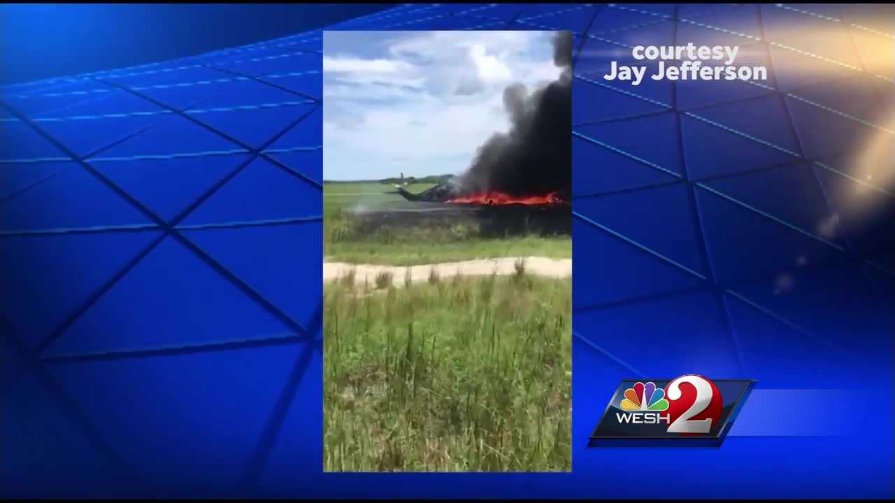 3 crew members killed in helicopter crash