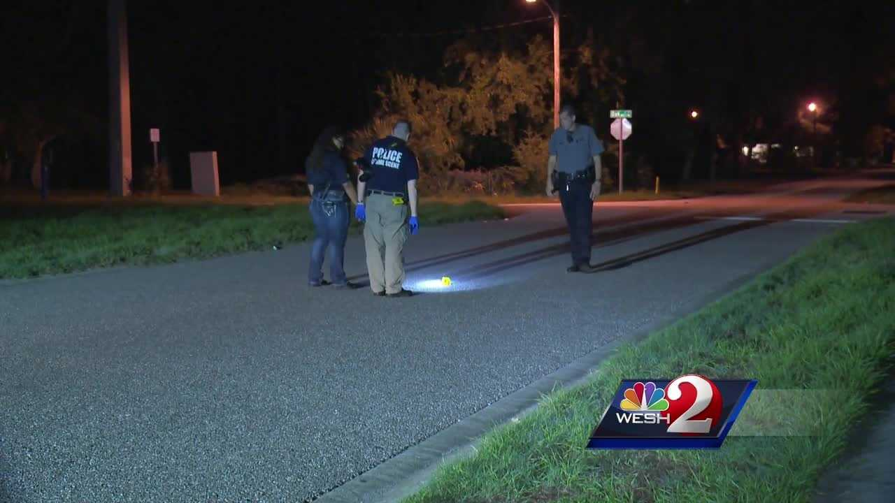 Police search for man accused of firing at Daytona Beach officer