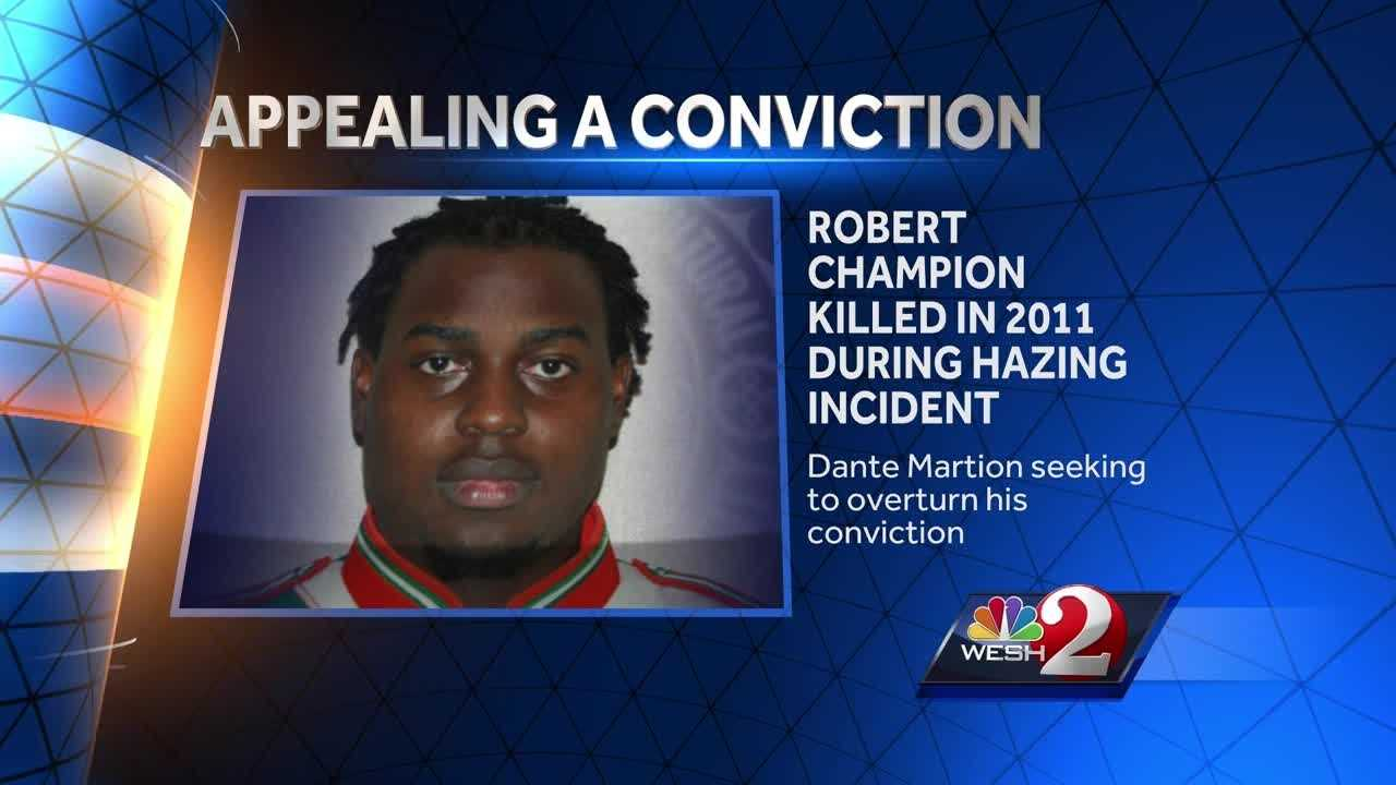 Former FAMU band member appeals conviction