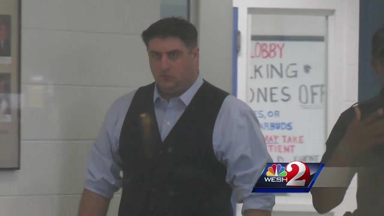 Former Orlando police officer guilty in battery case