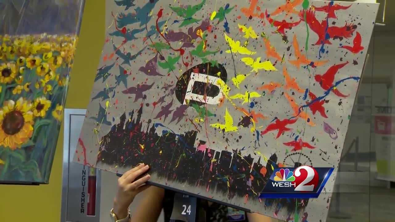 Art collection pays tribute to Pulse shooting victims