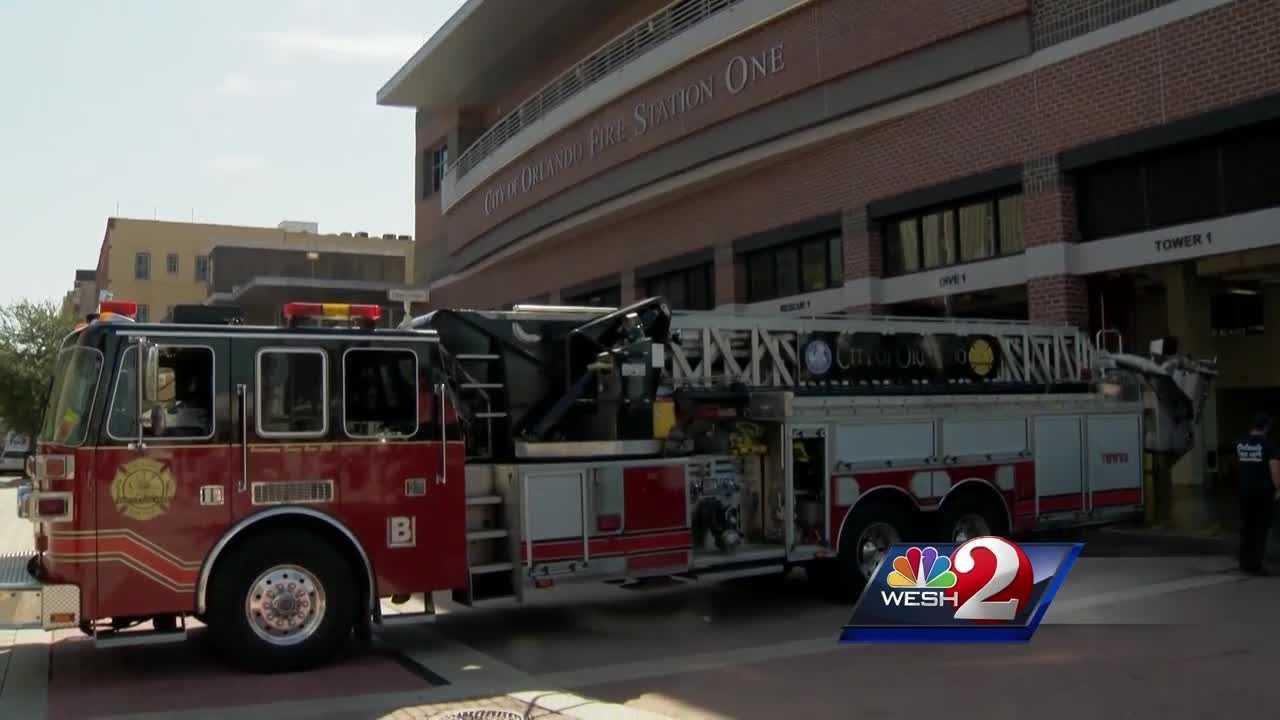 Orlando Fire Department to begin wearing bullet proof vests