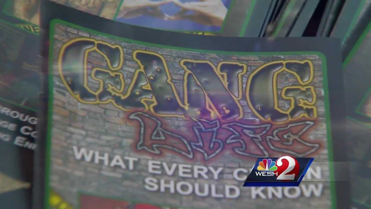 Officials discuss gangs in Central Florida