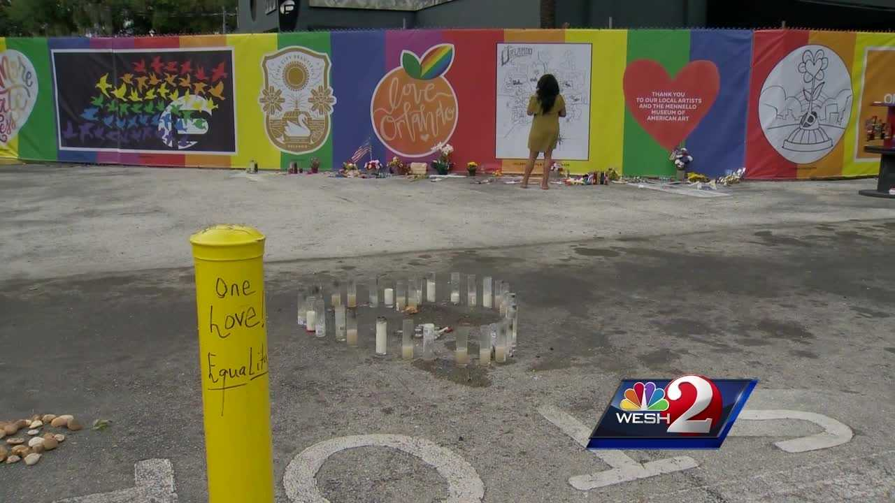 New fence surrounds Pulse nightclub